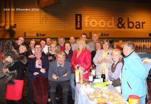 KBTA Get Together at Ladies Kennel Association December 2016